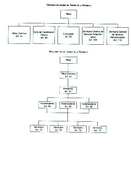 Tema 2 Estructura Orgánica Y Funcional Del Poder Legislativo
